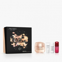 Shiseido Beauty Blossoms Benefiance Wrinkle Smoothing Sæt