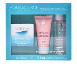 Biotherm Aquasource Rich Cream Dry Skin sæt