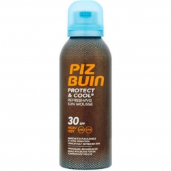 Piz Buin Protect and Cool Sun Mousse SPF 30 150 ml