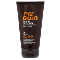 Piz Buin Tan and Protect Sun Lotion SPF 6 150 ml