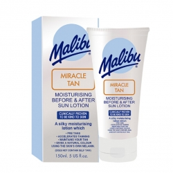 Malibu Miracle Tan Before and After Sun Lotion 150 ml