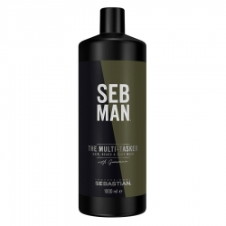 SEB MAN The Multi-tasker Hair, Beard and Body wash 1000 ml