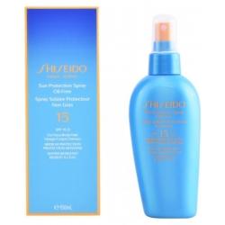 Shiseido Sun Protection Spray Oil-Free SPF 15 150 ml