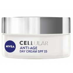 Nivea Cellular Filler Day Cream SPF 15 50 ml
