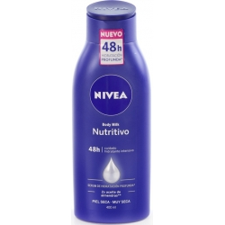 Nivea Nutritivo Body Milk 400 ml