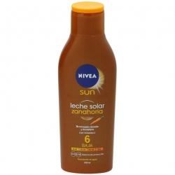 Nivea Sun Zanahoria SPF6 200 ml