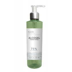 Klean Alcogel Cleansing Hand Gel 75% 250 ml