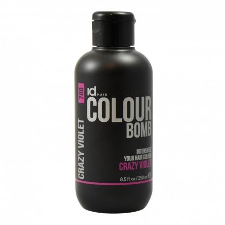 Id Hair Colour Bomb 788 Crazy Violet 250 ml