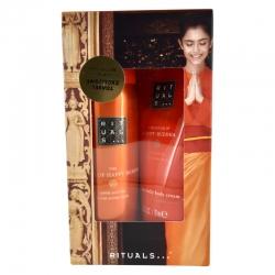 Rituals The Ritual of Happy Buddha Travel set Shower gel 50 ml og Body Cream 70 ml