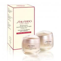 Shiseido Benefiance Anti-Wrinkle Day and Night Cream Set