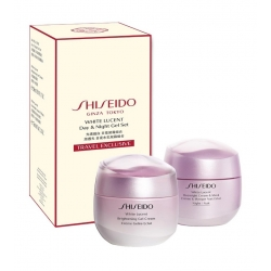 Shiseido White Lucent Day and Night Gel Set