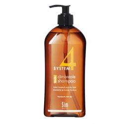 System 4 - 2 Climbazole Shampoo 500 ml