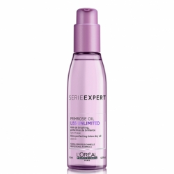 L'Oréal expert Liss Unlimited Shine Perfection Blow Dry Oil 125 ml
