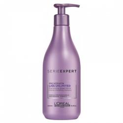 L'Oréal expert Liss Unlimited Shampoo 500 ml