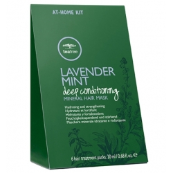 Paul Mitchell Tea Tree Lavender Mint deep conditioning Hair Mask kit