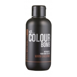Id Hair Colour Bomb Warm Chestnut 250 ml