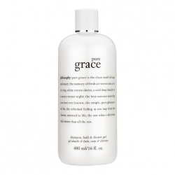 philosophy Pure Grace Shampoo Bath & Shower Gel 480 ml