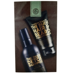 Waterclouds The Dude Detox Shampoo 250 ml & Conditioner 150 ml Sæt