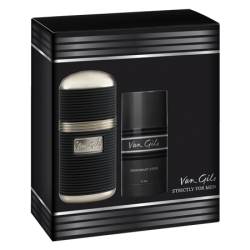 Van Gils Strictly For Men EDT 50 ml & Deodorant Stick 75 ml