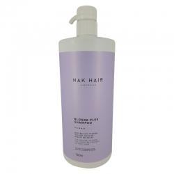 NAK Blonde Plus Shampoo 1000 ml ny