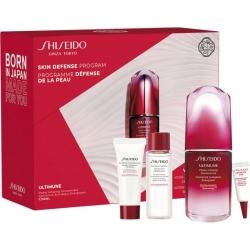Shiseido Ultimate Skin Defense Programe sæt