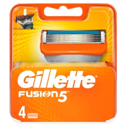 Gillette Fusion 5 Barberblade (4 stk.)