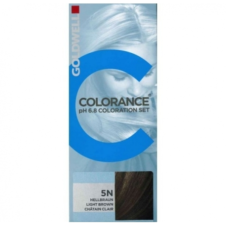 Goldwell Colorance 5N Hårfarve pH 6.8