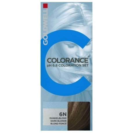 Goldwell Colorance 6N Hårfarve pH 6.8
