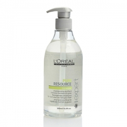 LORÉAL expert Pure Resource Shampoo 500ml
