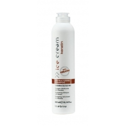 Inebrya Ice Cream Keratin Restructuring Shampoo 300ml