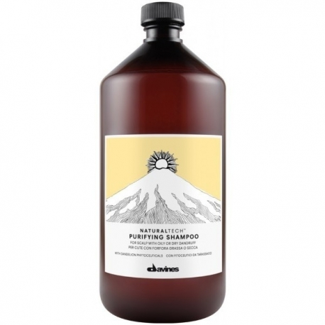 Davines Natural Tech Purifying Shampoo 1000ml