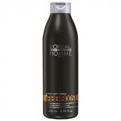 LORÉAL Homme Fiberboost Shampoo 250 ml