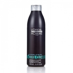 L'ORÉAL Homme Cool Clear Shampoo 250 ml