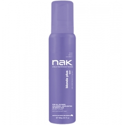 NAK Blonde Plus 10V Toning Foam 100ml