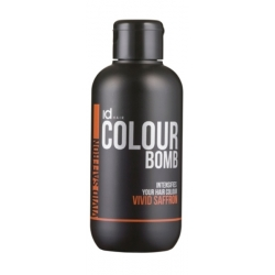 Id Hair Colour Bomb Vivid Saffron 250ml