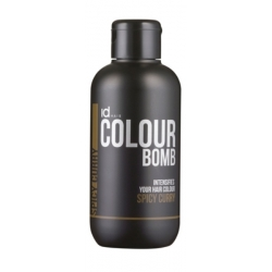 Id Hair Colour Bomb Spicy Curry 250ml