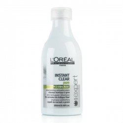 LORÉAL expert Instant Clear Pure Shampoo 250ml