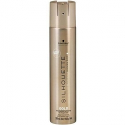 Schwarzkopf Silhouette Gold Strong Hold Hairspray 300ml