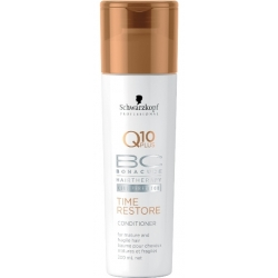 Schwarzkopf BC Bonacure Time Restore Q10 Conditioner Cell Perfection 200ml
