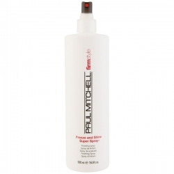 Paul Mitchell Firm Style Freeze and Shine Super Spray 500ml