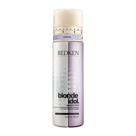 Redken Blonde Idol Custom Tone Violet Conditioner 196ml