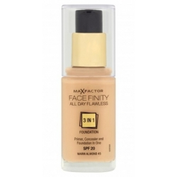 Maxfactor Facefinity 3 in 1 Foundation 45 Warm Almond