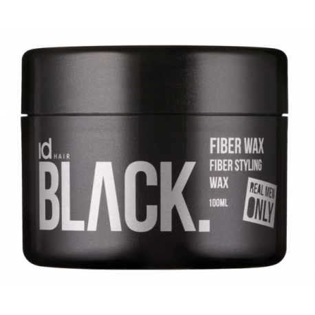 ID Hair Black Fibre Wax 100ml