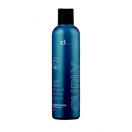 Id Hair Curly Conditioner 250ml