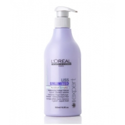 LORÉAL expert Liss Unlimited Shampoo 500ml