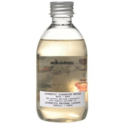 Davines Authentic Cleansing Nectar Hair / Body Shampoo 280ml