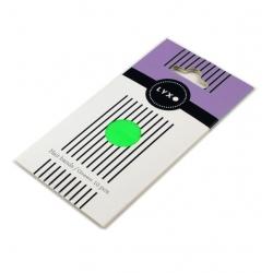 LYXo Hårelastik GREEN 10 stk.