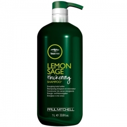 Paul Mitchell Tea Tree Lemon Sage Thickening Shampoo 1000ml