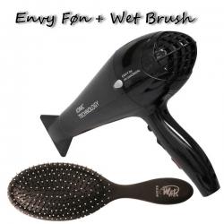 hh simonsen Envy Føn + Wet Brush