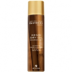 Alterna Bamboo Smooth Kendi Oil Dry Oil Micromist 170ml